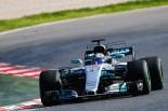 F1 | メルセデスは500周以上を走破。F1第1回バルセロナ合同テスト:総合タイム&周回数&距離