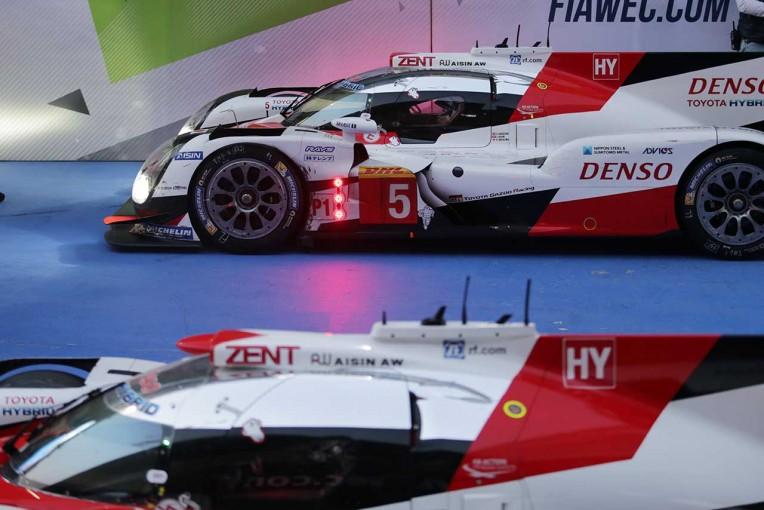 2017年、WEC第2戦スパとル・マン24時間に3台目のTS050ハイブリッドを投入するトヨタ
