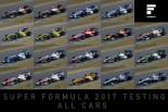 スーパーフォーミュラ | 全日本スーパーフォーミュラ選手権 2017鈴鹿公開テスト 全車総覧
