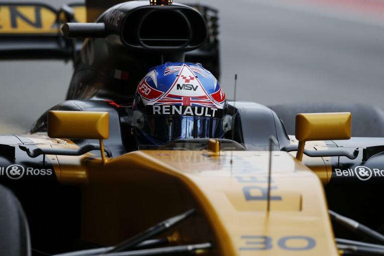 F1 | ルノーF1、初テストでトラブル頻発も好成績。トップ8は「嬉しい驚き」とパーマー