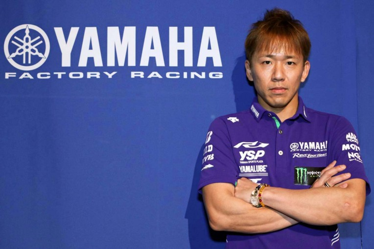 MotoGP   全日本ロード6連覇に挑む中須賀克行「今年は守るものがない」。前評判高いスズキを警戒