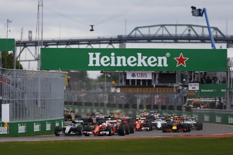 F1 | カナダGP、2029年までの開催が確定。F1新オーナーとの交渉でハードルをクリア