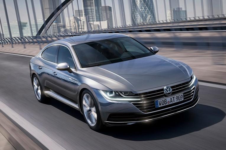 クルマ | VW、ジュネーブショーで新プレミアムモデル『アルテオン』を公開