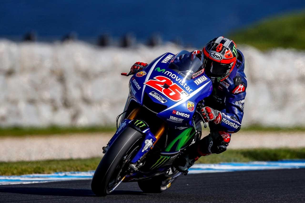 MotoGP:ビニャーレス、アグレッシブな走りを和らげればさらに速く走れる