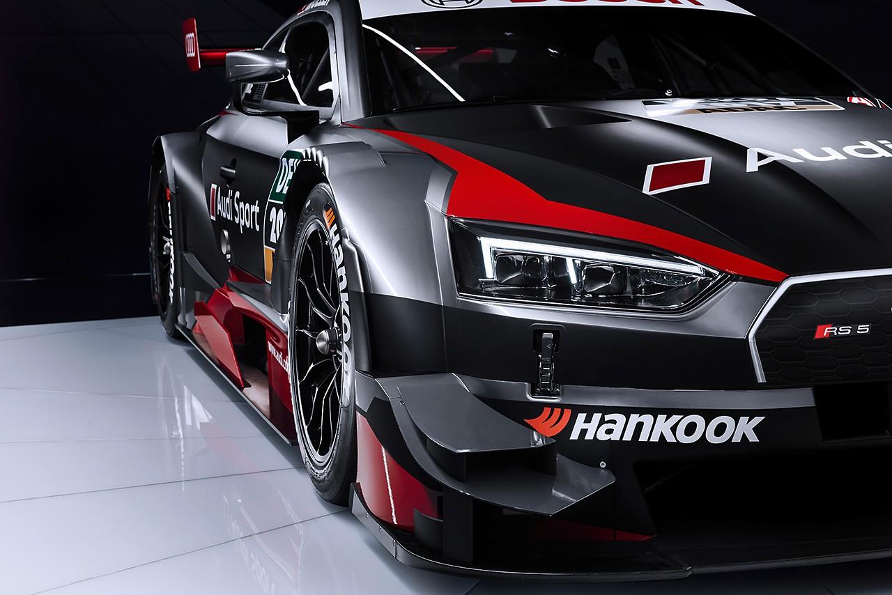 アウディ、ジュネーブショーで新型RS5 DTMをワールドプレミア