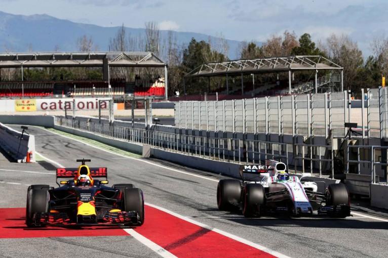 F1 | マクラーレン・ホンダにトラブル【午前タイム結果】第2回F1バルセロナ合同テスト1日目