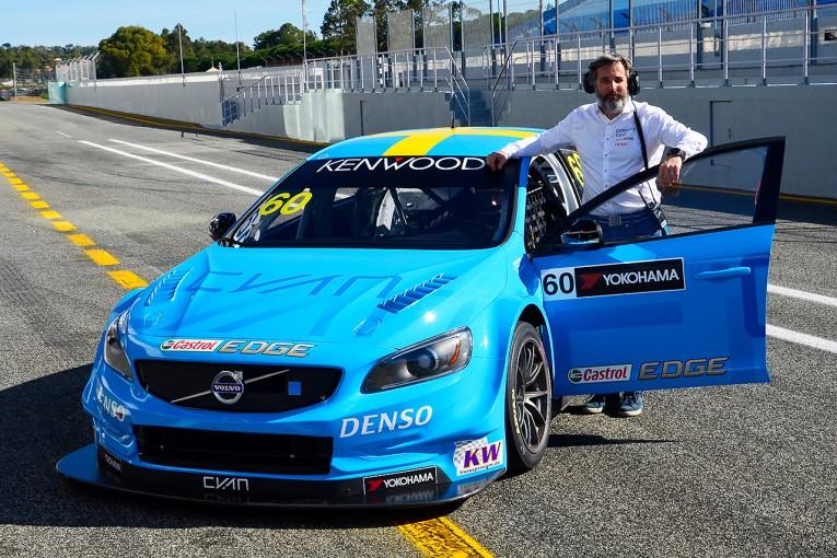 海外レース他   四度のWTCC王者イバン・ミューラーがボルボの開発担当兼アドバイザーに就任