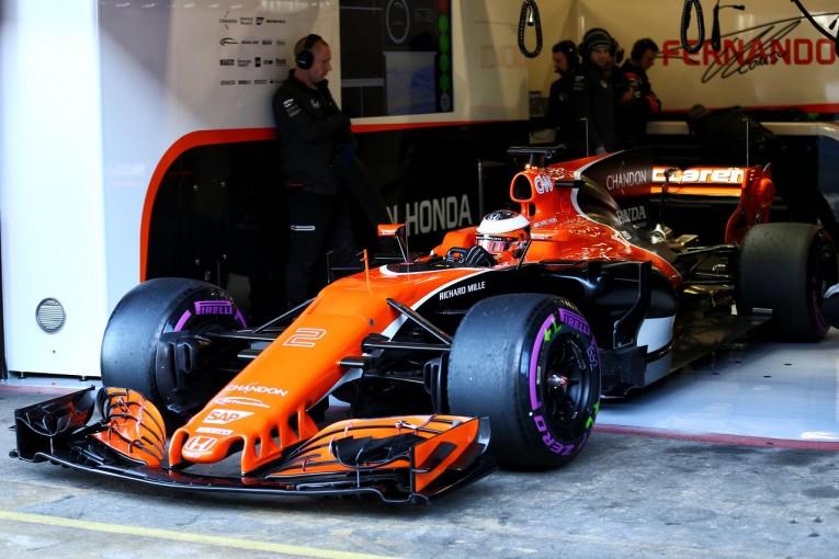 F1 | マクラーレン・ホンダ、再びパワーユニット交換【総合タイム結果】2017第2回F1バルセロナ合同テスト1日目