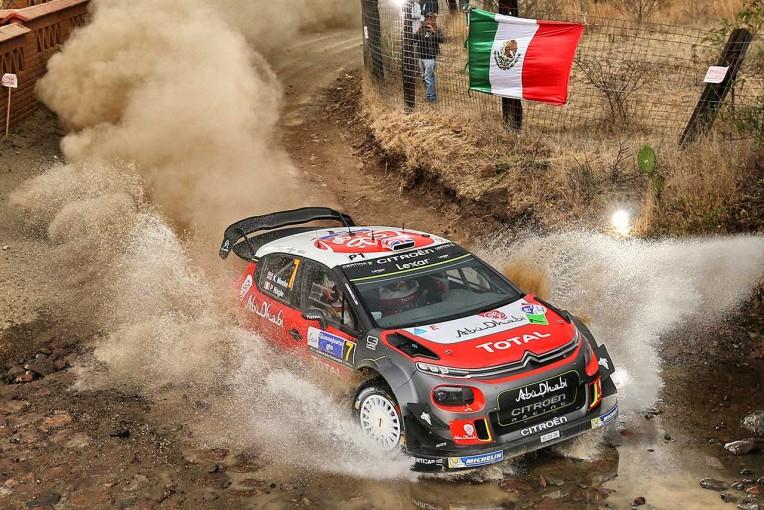動画 | 【動画】WRC世界ラリー選手権第3戦メキシコ ダイジェスト