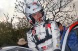 WRC第3戦メキシコ ユホ・ハンニネン(トヨタ・ヤリスWRC)