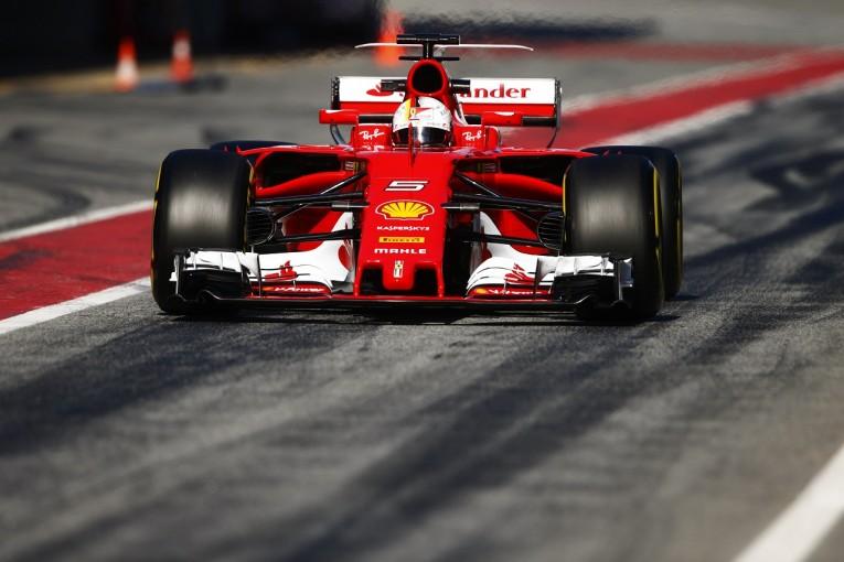F1 | ハミルトン「今のところフェラーリが今季F1マシンの中で最速」