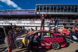 予選からシュートアウト、レース1、レース2と全セッション制覇を決めたシェーン-ヴァン・ギズバーゲン