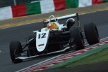 全日本F3テストで初の鈴鹿ながら、いきなりのトップタイムをマークしたアレックス・パロウ(THREEBOND)