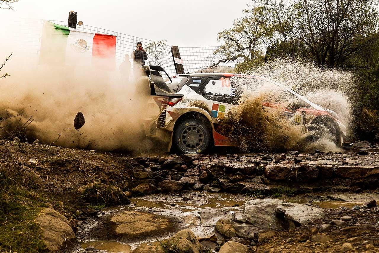 WRCメキシコ:シェイクダウンはヒュンダイがトップタイム。4チームが上位分け合う