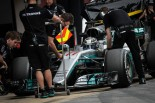 F1 | 第2回F1合同テスト2日目:ボッタスが首位、ライコネンはクラッシュで終わる