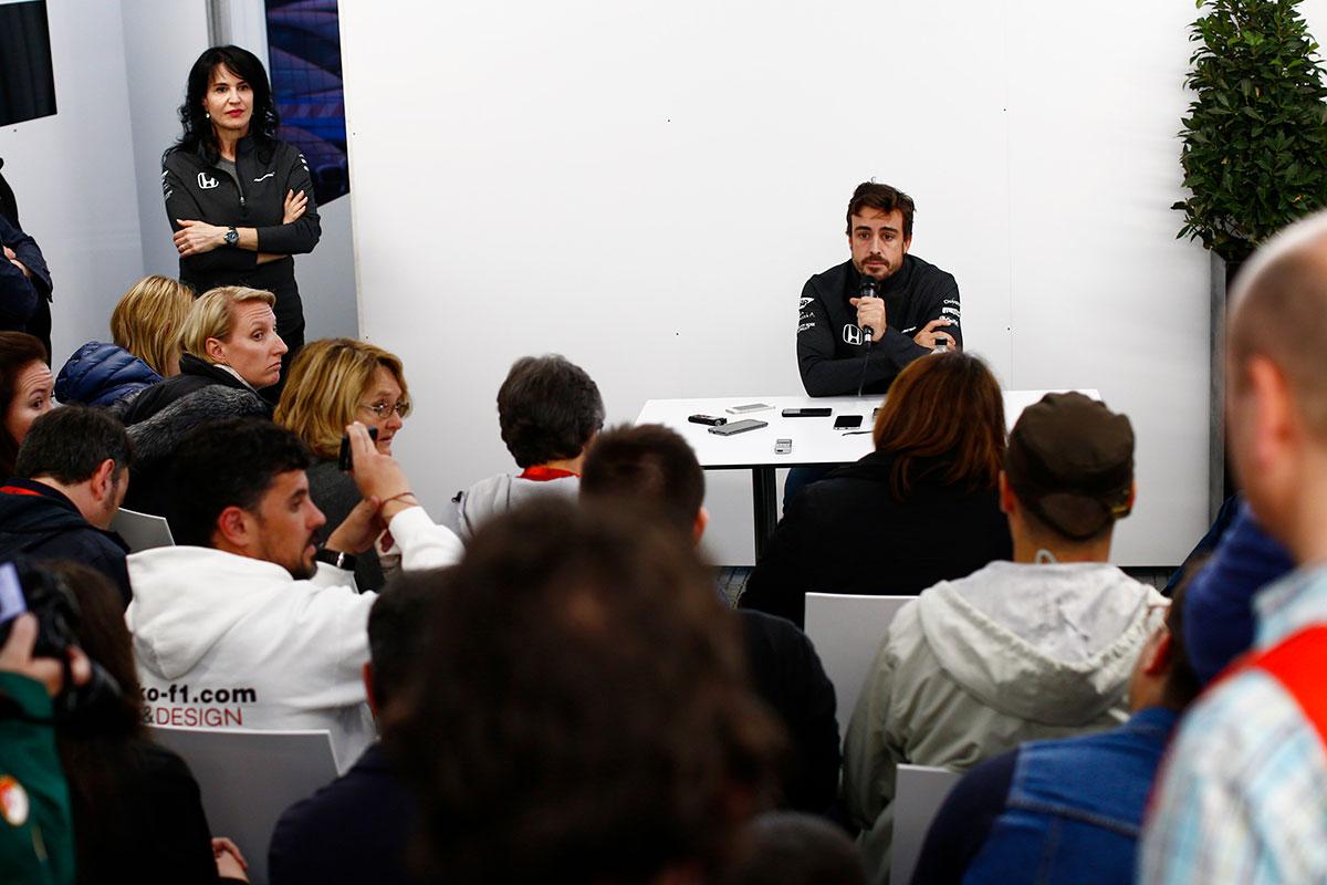 F1 Topic:アロンソの「ホンダパワーユニットは時速30km遅い」は本当か?