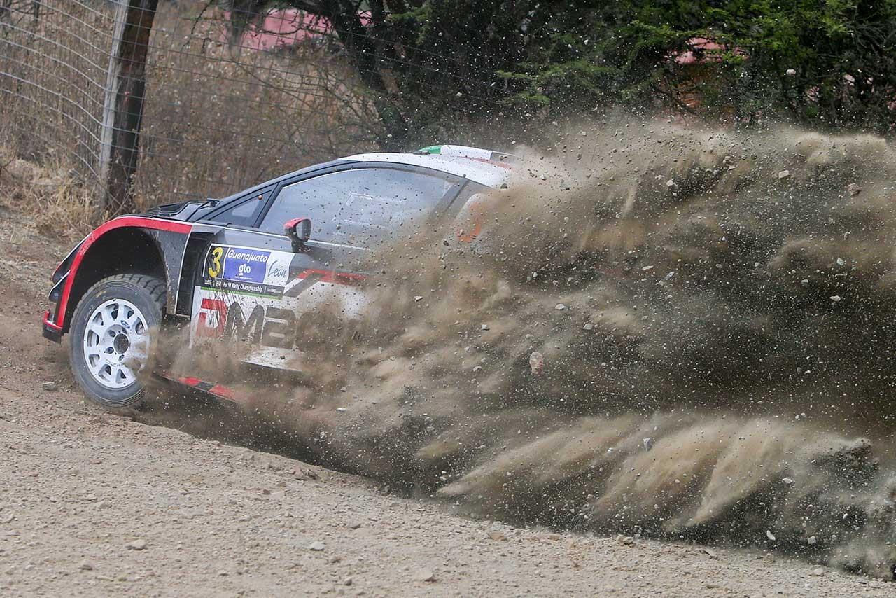 WRC:Mスポーツの若手エバンスにエンジントラブル。フィエスタ勢の不安要素か
