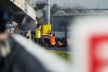 F1 | 「マクラーレン・ホンダF1のペースは分からない」とバンドーン。ロングランができないままテストを終了