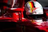第2回F1合同テスト3日目でトップタイムを記録したセバスチャン・ベッテル