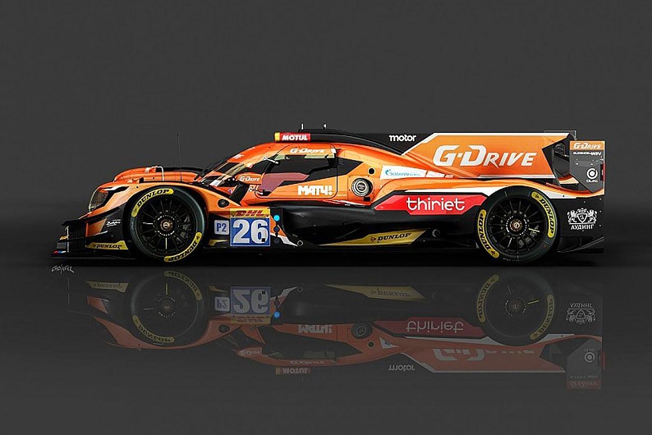 Gドライブ・レーシング オレカ07・ギブソン