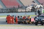 2017年第2回F1合同テスト3日目 ジョリオン・パーマー(ルノー)