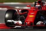 2017年第2回F1合同テスト4日目 キミ・ライコネン(フェラーリ)