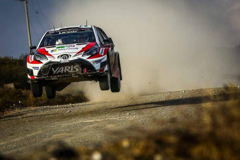 ラリー/WRC   WRC:トヨタ、メキシコ特有の暑さでトラブル発生も、「解決の糸口が見つかった」とマキネン