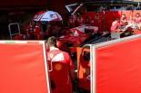 キミ・ライコネンが、F1バルセロナテスト総合トップタイム
