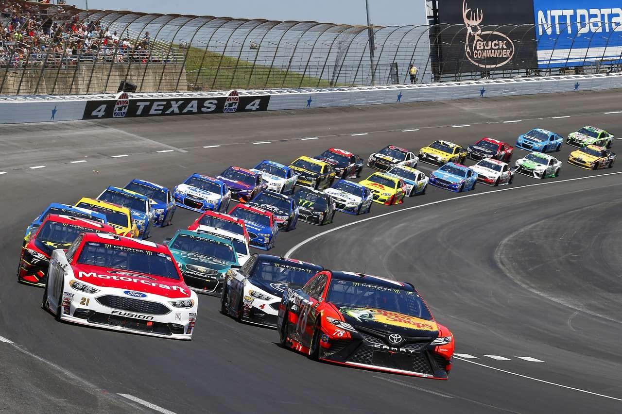 Toyota gazoo racing nascar autosport web for Nascar texas motor speedway 2017