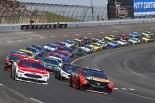 トヨタ勢最上位の8位でフィニッシュしたマーティン・トゥルーエクス・Jr.(#78) 2017年NASCARテキサス