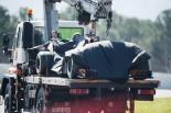 合同テスト最終日もトラブルが続いたマクラーレン・ホンダMCL32
