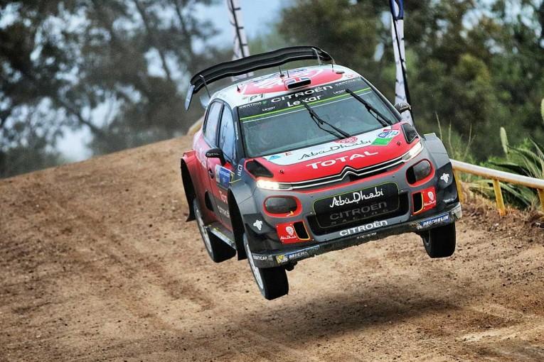 ラリー/WRC | 前日首位シトロエンがリード拡大/【順位結果】世界ラリー選手権第3戦メキシコ SS17後