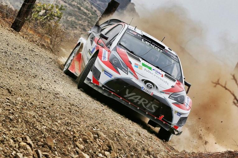 ラリー/WRC   WRCメキシコ:「トヨタは熱問題を解決した」とマキネン。3戦連続のポイント獲得目指す