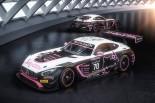 ル・マン/WEC | ブランパンGTシリーズに『ハローキティ』カラーのメルセデスAMG GT3が登場へ