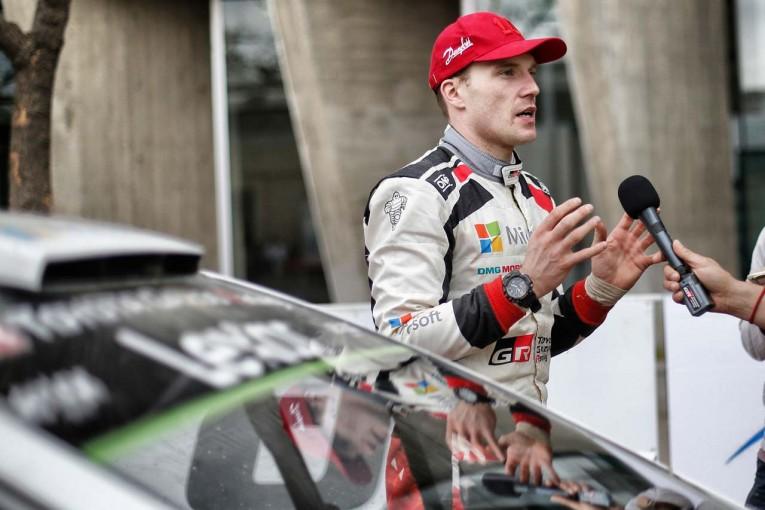 ラリー/WRC   ラトバラ「クルマは良かったがタイヤ選択にミス」/WRC第3戦メキシコ デイ3コメント