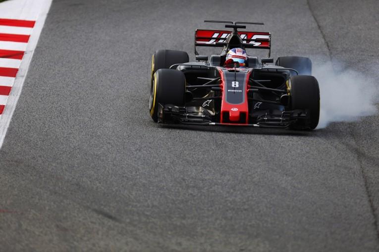 F1 | ブレーキに苦しみ続けるグロージャン「ハースF1がサプライヤーを変更するのが待ち遠しい」