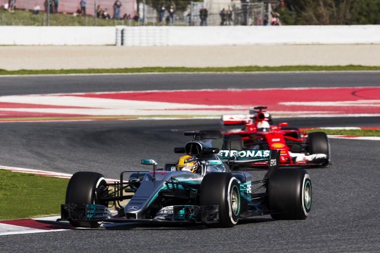 F1   FIA、F1のV10/V12エンジン導入案を一蹴「最低3社は撤退する」。水素の可能性に言及