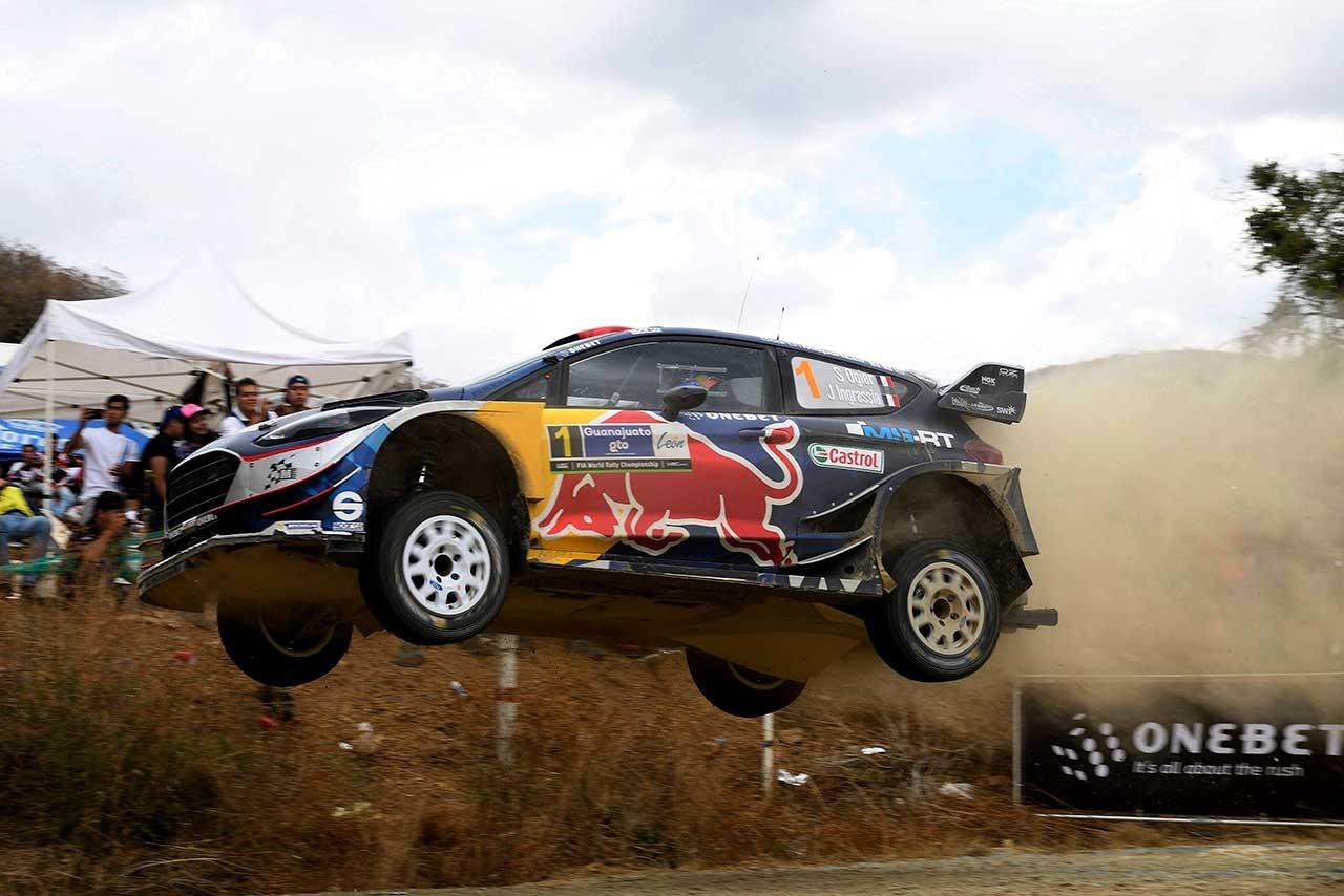 ラトバラ「4日間の戦いを通して、一段と成長した」/WRC第3戦メキシコ デイ4コメント