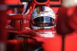 オフシーズンテストで復調の兆しを見せたフェラーリのベッテル