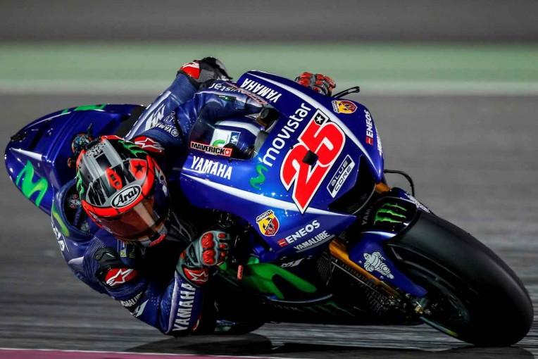 MotoGP | MotoGP:ビニャーレス「テストと同じ調子なら優勝を争うことができる」/カタールテスト3日目ライダーコメント
