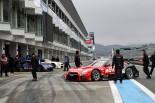 スーパーGT | 富士スピードウェイでスーパーGTマシン5台がテストを実施