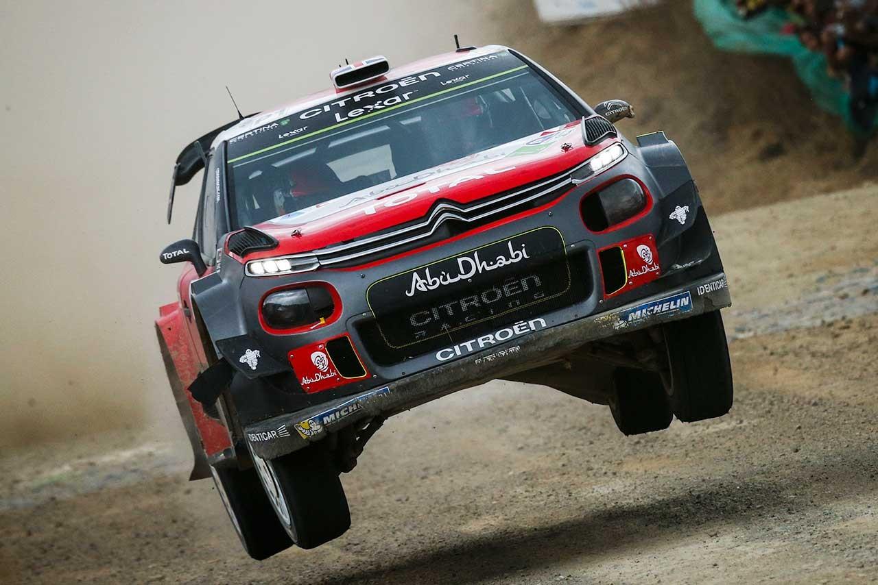 WRC:メキシコ覇者のミークが波乱の最終SSを振り返る。「神に祈るような気持ちだった」