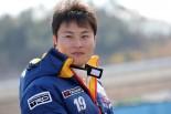 スーパーGT富士テストでWedsSports ADVAN LC500をドライブする山下健太