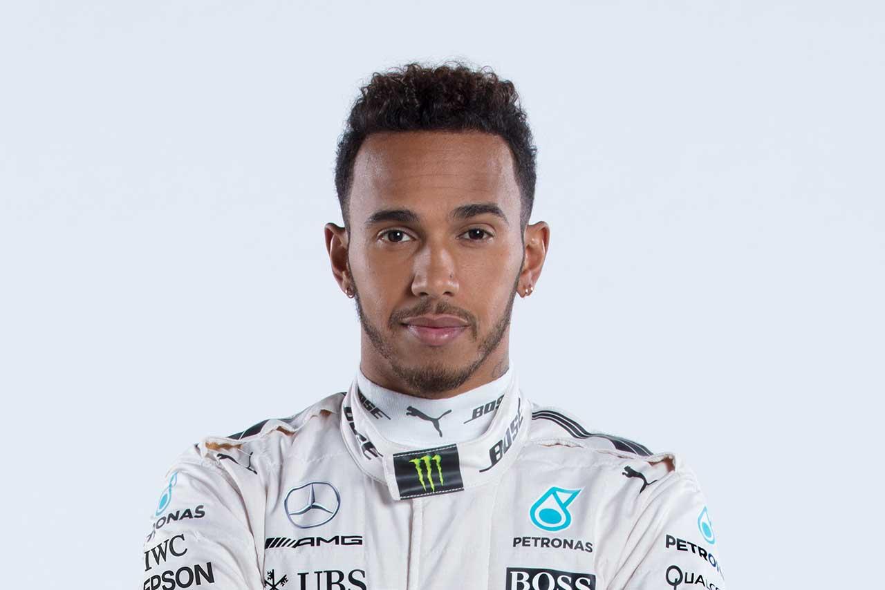 F1 | ルイス・ハミルトン(Lewis Hamilton) 2017年