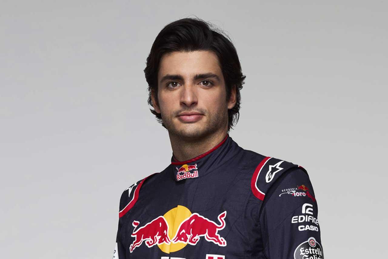 F1   カルロス・サインツJr.(Carlos Sainz)(スクーデリア・トロロッソ) 2017年