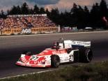 1977年スウェーデンGP パトリック・ネーブ(ウイリアムズ/マーチ761)