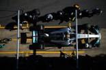 第1回F1バルセロナ合同テスト ルイス・ハミルトン
