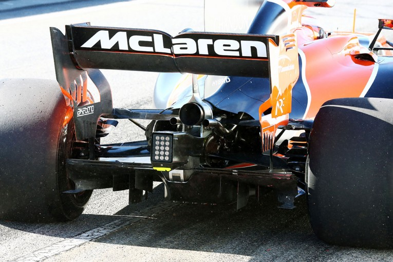 F1 | 【F1新車分析】マクラーレンMCL32:昨年からさらに最適化されたリヤサスペンション