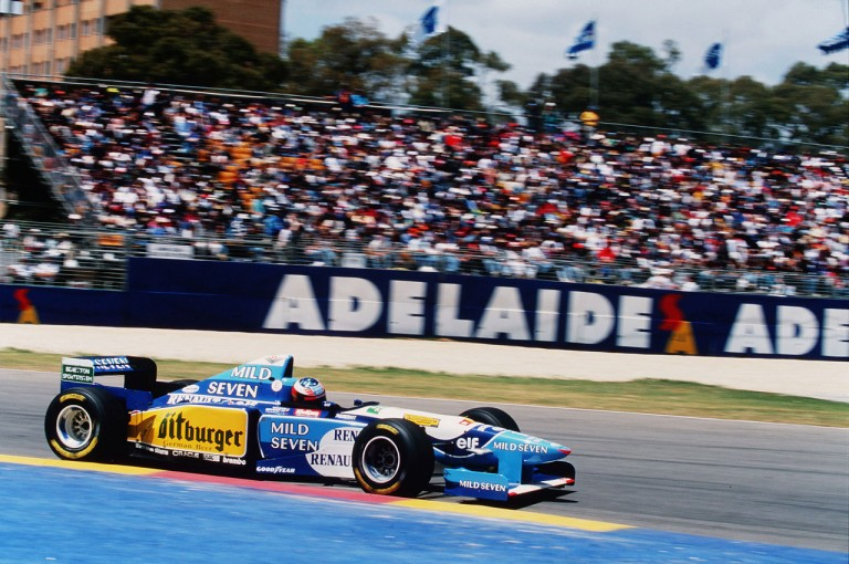 F1   アデレードがF1オーストラリアGP復活に動くも、政府から批判