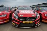 海外レース他 | BTCC:MACツールズ・カラーの『メルセデス・Aクラス』公開、スバル4台目も確定